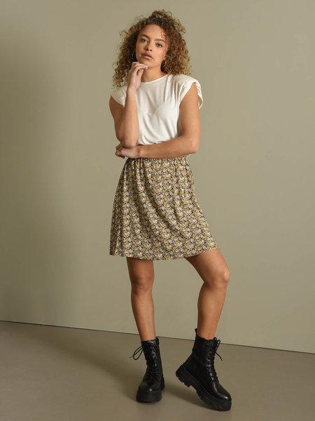 YAS Vicco HW Skirt Icol Black