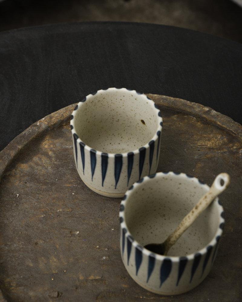 Mug Oman Blue Stripes