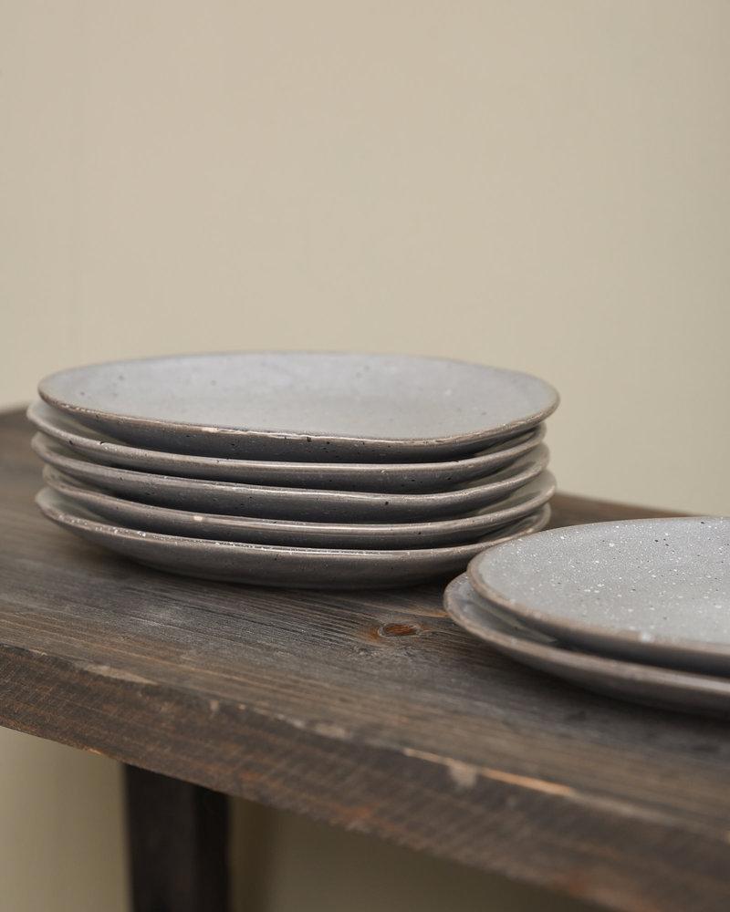 Plate Ole Oval