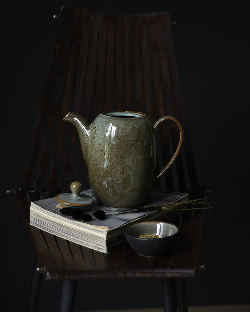 Noah Teapot Brown