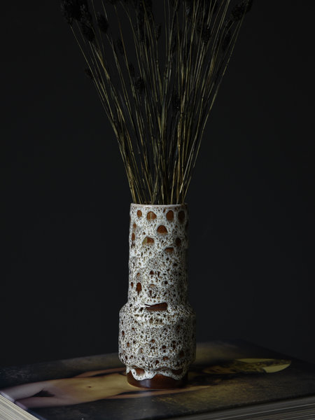 HKliving Retro Vase White