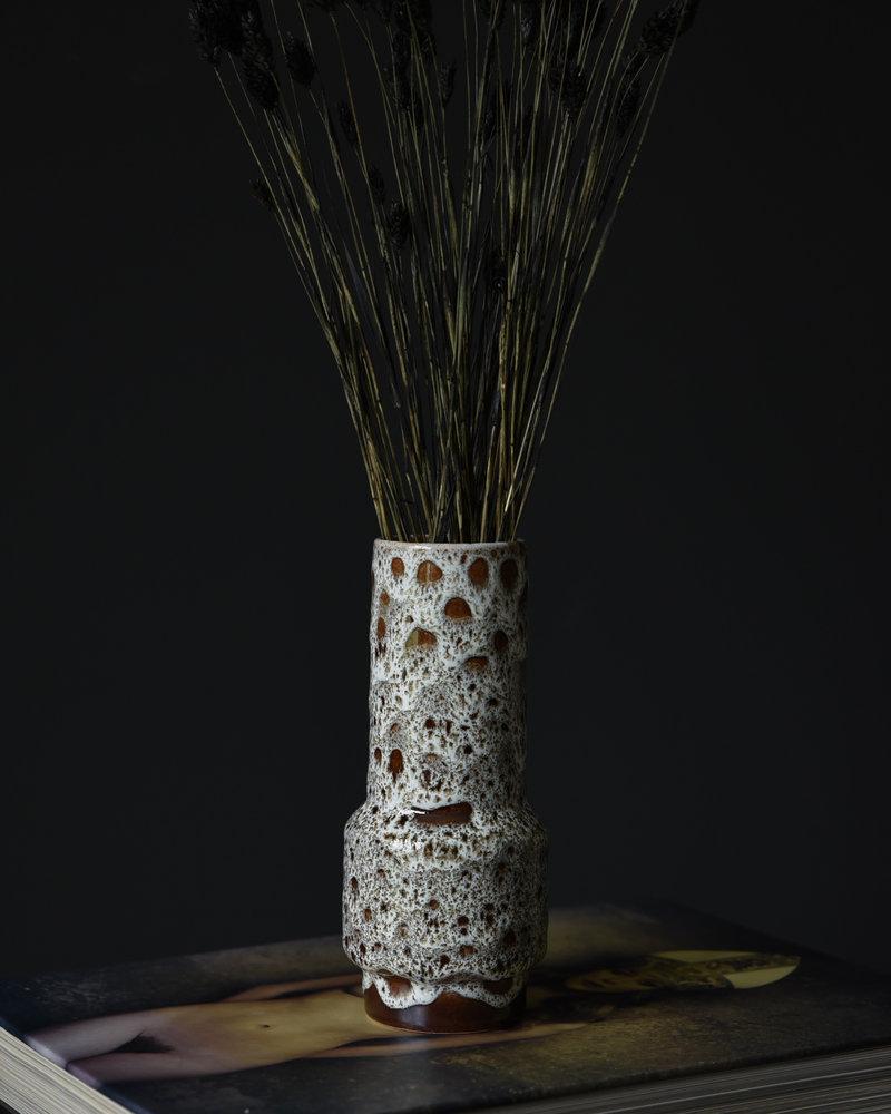 Retro Vase White