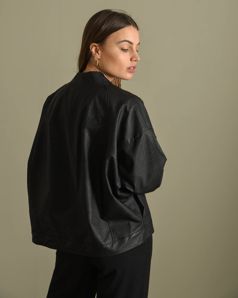 TILTIL Dina PU Leather Jacket