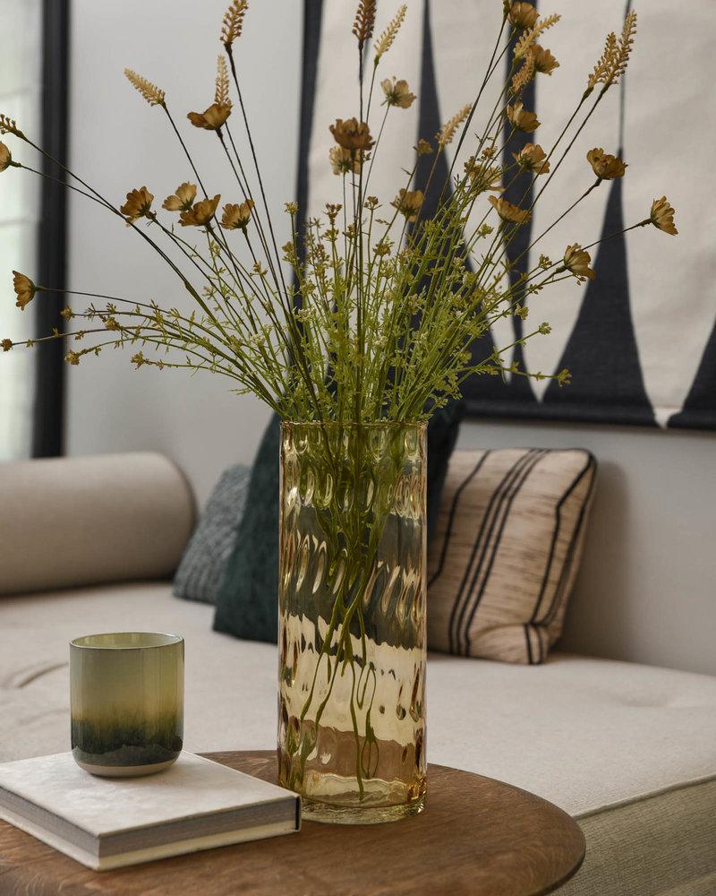Vase Ivy Yellow