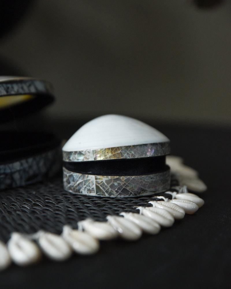 Shell Jewelry Box