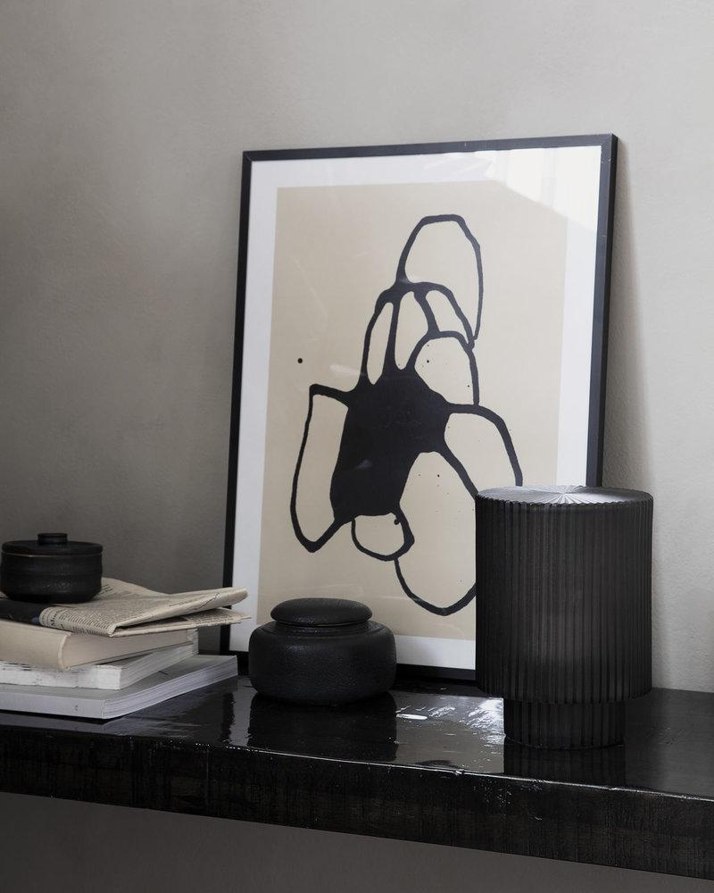 Pedra Lantern Black