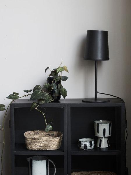 House Doctor Table Lamp Noida Black