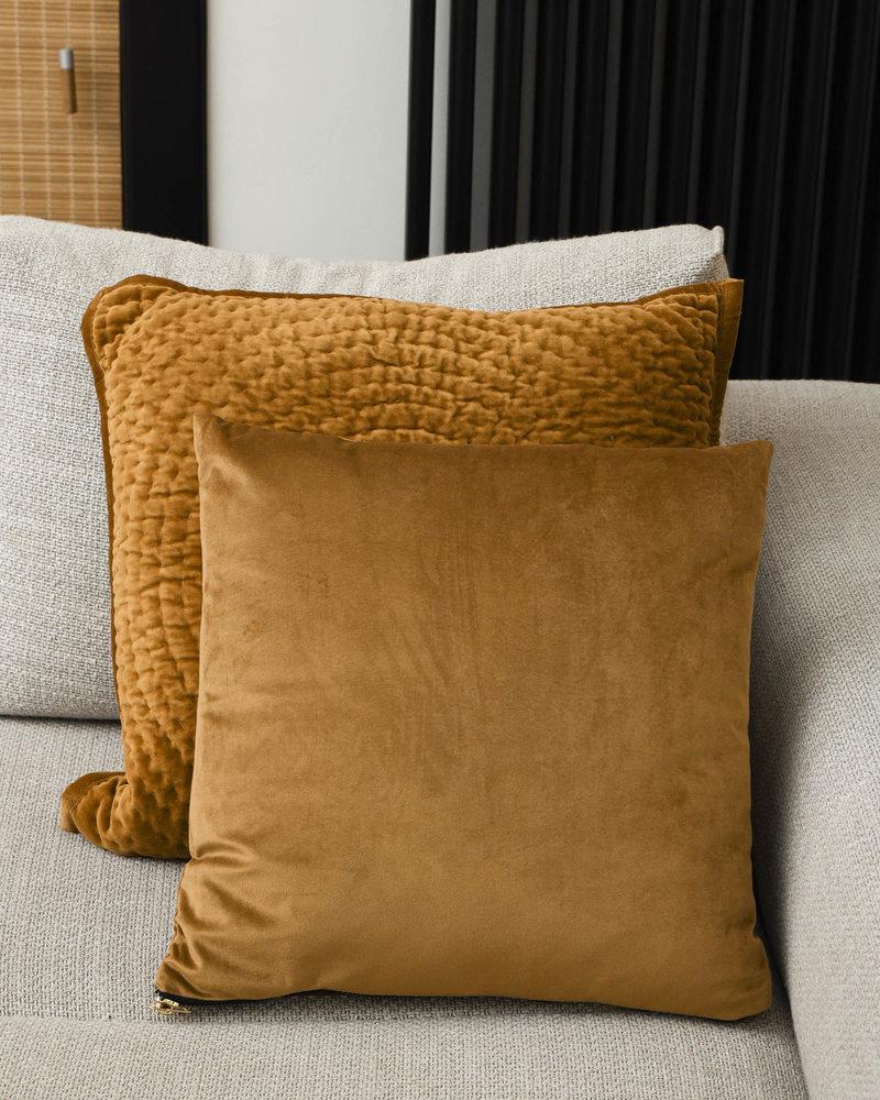 Cushion Mereng Dark Caramel