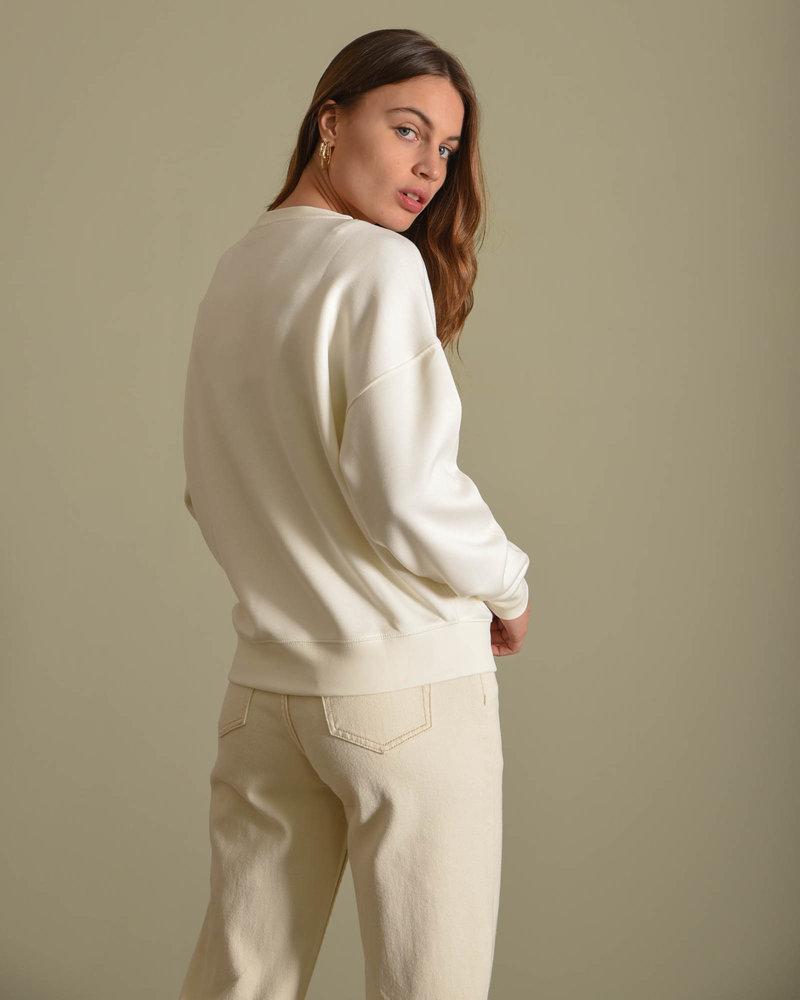 Ima Sweatshirt Egret