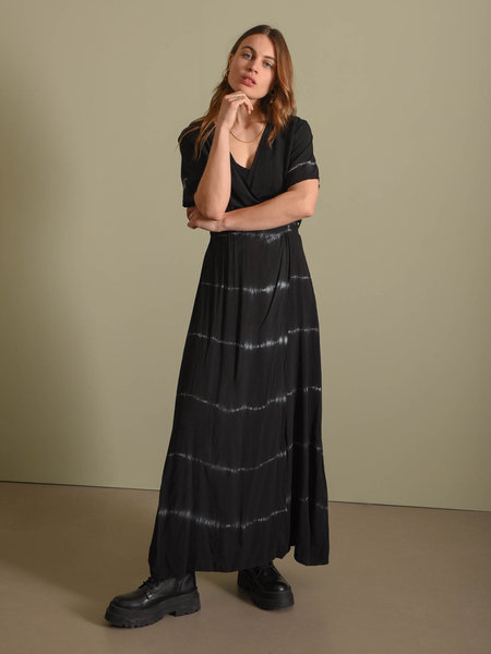Things I Like Things I Love TILTIL Sonia Batik Dress Black