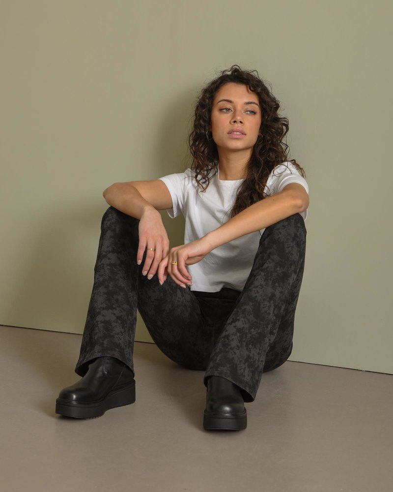 TILTIL Nora Flared Legging Grey