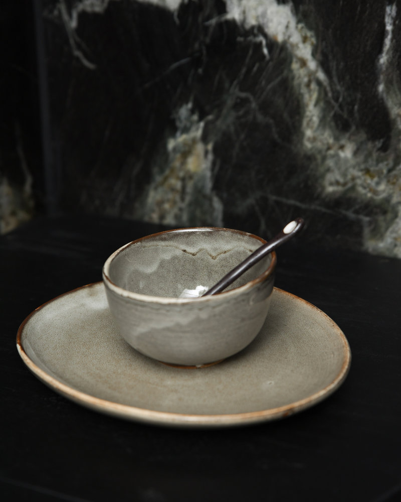 Small Bowl Grey Ceres