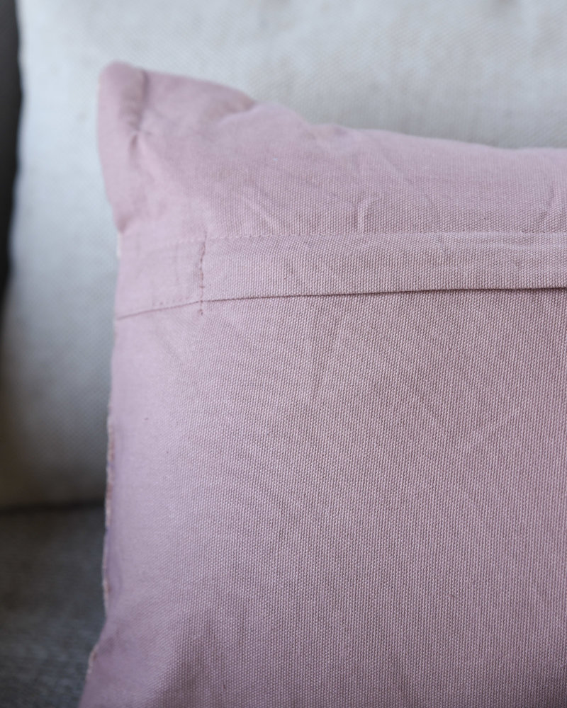 Cushion Kameli Old Pink Long