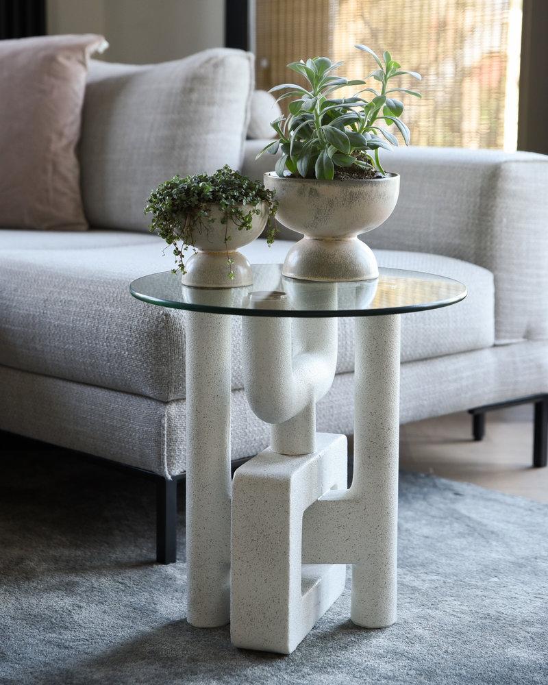 Side Table Joy White