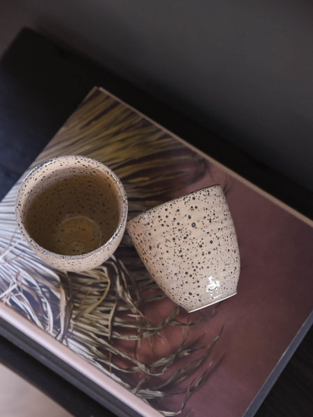 HKliving Mug Gradient Taupe