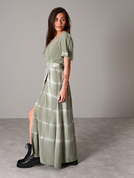 Things I Like Things I Love TILTIL Sonia Batik Dress Green