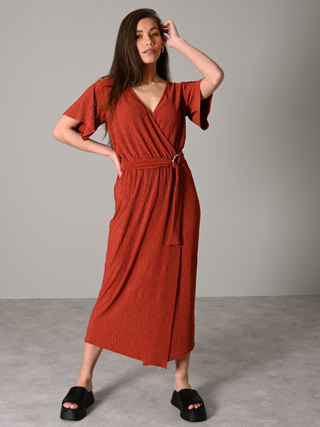 24Colours Dress Red