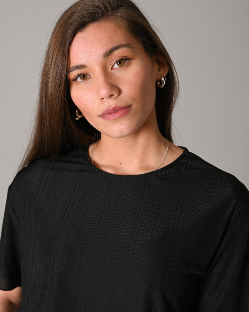 Lina Li Top Black