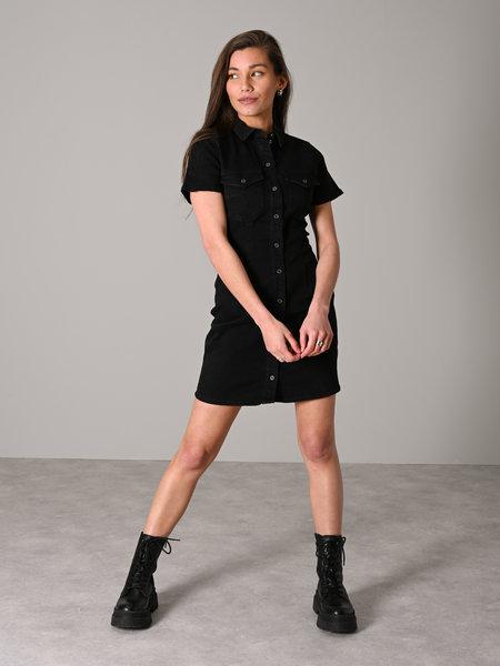 Noisy May Joy Dress Black