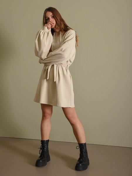 Things I Like Things I Love TILTIL Liz Sweater Dress Beige