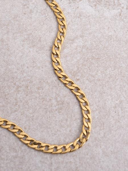 Olivia Necklace Gold