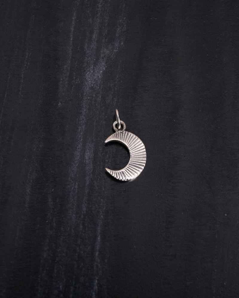 Charm Maggy Moon Silver