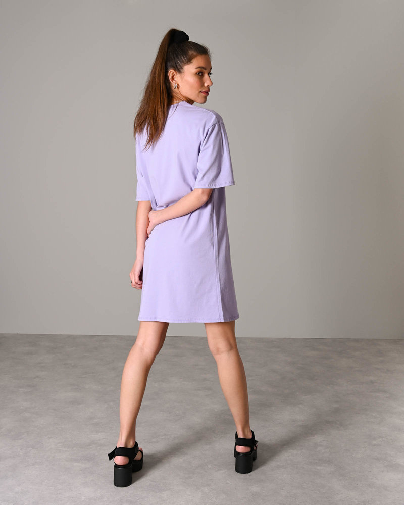 TILTIL Rowie Tee Dress Lila