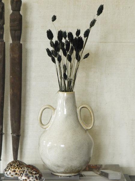 Vase Fine Earthenware Grey