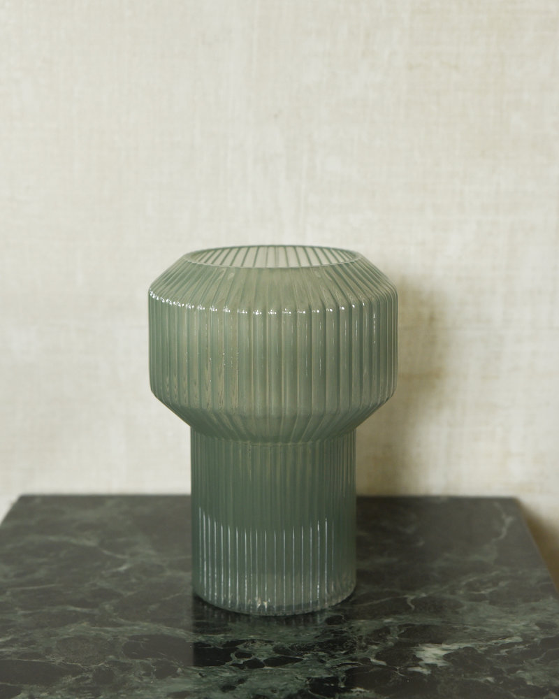 Vase Leila Green Short