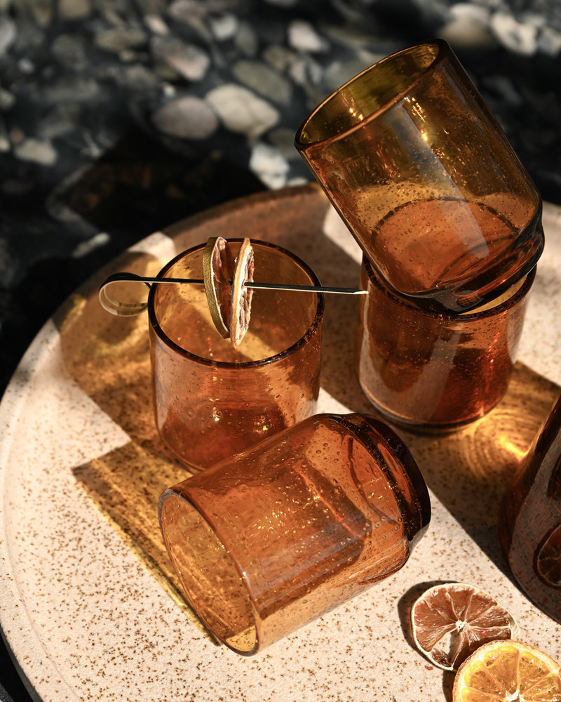Glass Amber