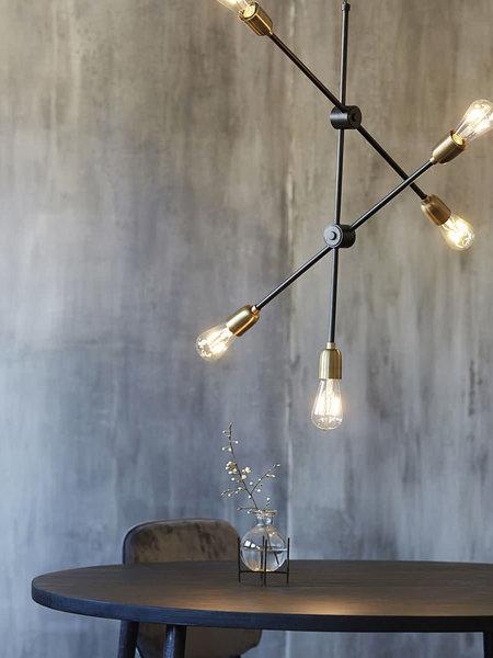 House Doctor Lamp Molecular