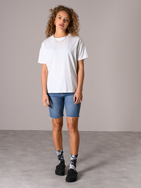 Things I Like Things I Love TILTIL Biker Jeans Short