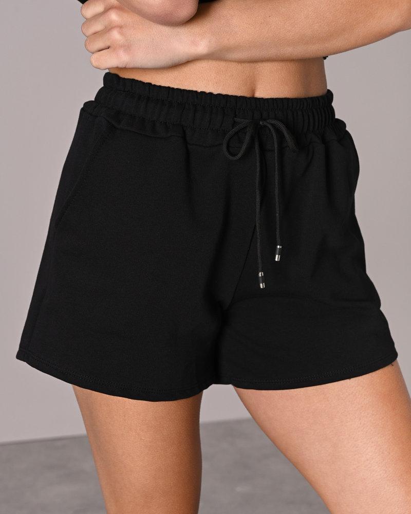TILTIL Chrissy Jogging Short Black