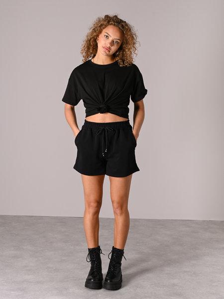 Things I Like Things I Love TILTIL Chrissy Jogging Short Black