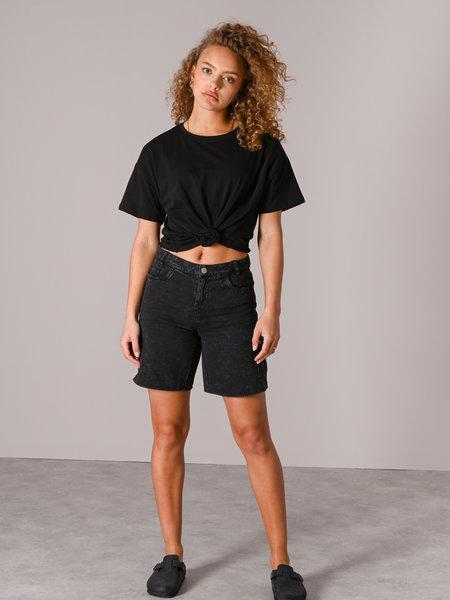 Noisy May Lucky Longboarder Cargo Shorts Black