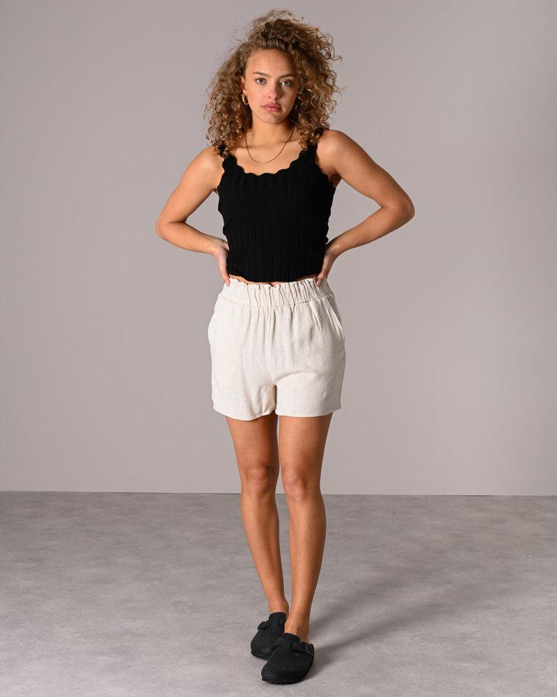 Neel Knit Top Black