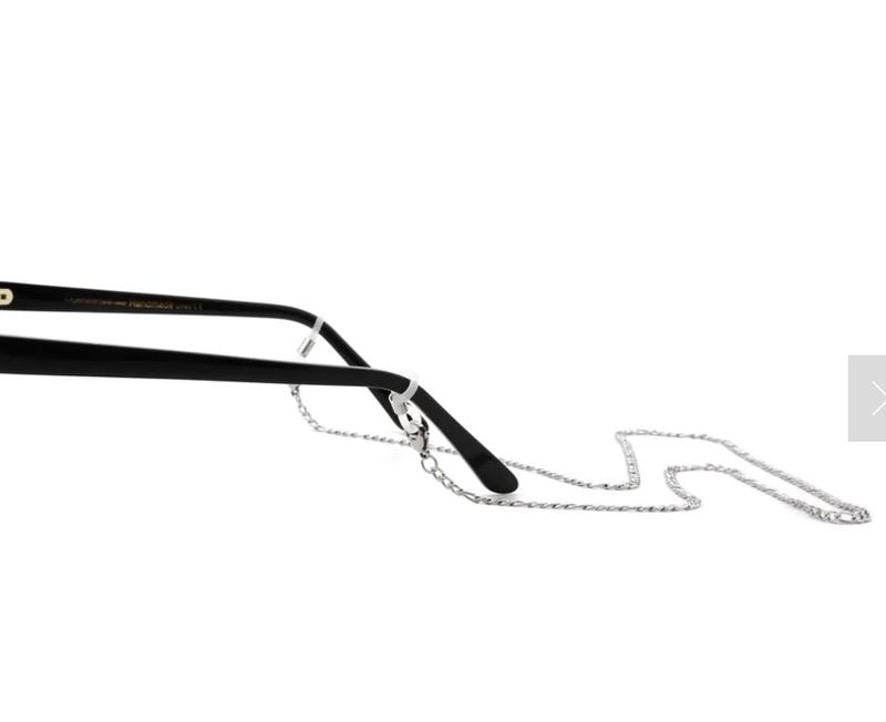 Marian Sunglass Cord Silver