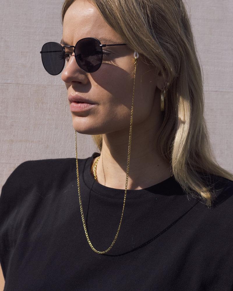Marian Sunglass Cord Gold