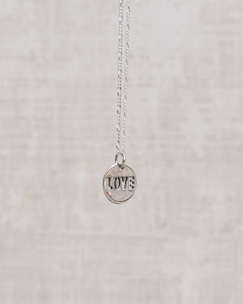 Charm Lilly Love Silver