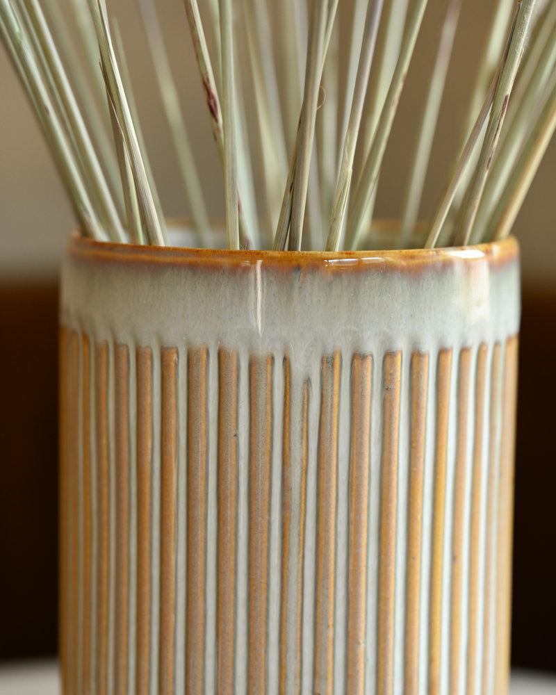 Vase Fine Earthenware Sand