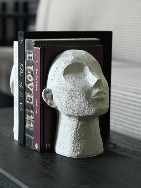 Bookstand Head White