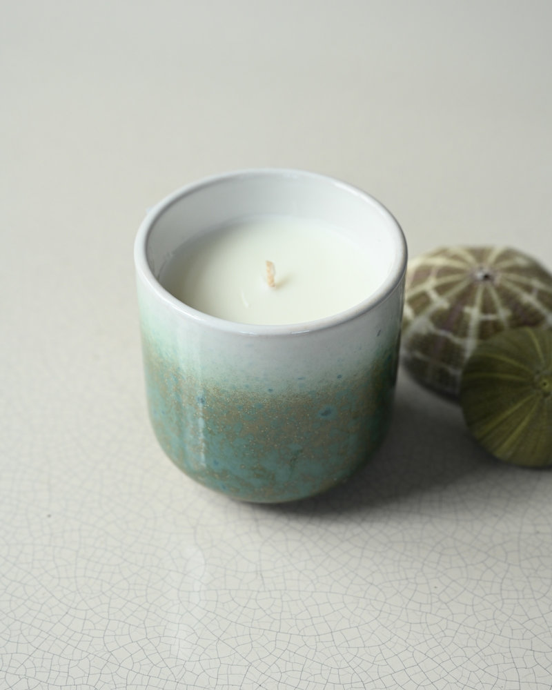 Fragrance Candle Green Cactus Blossom