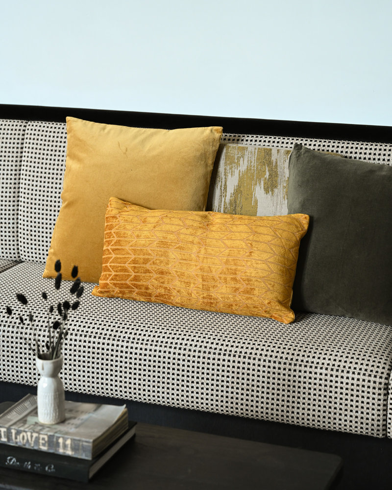 Cushion Mudeli Ocher Long