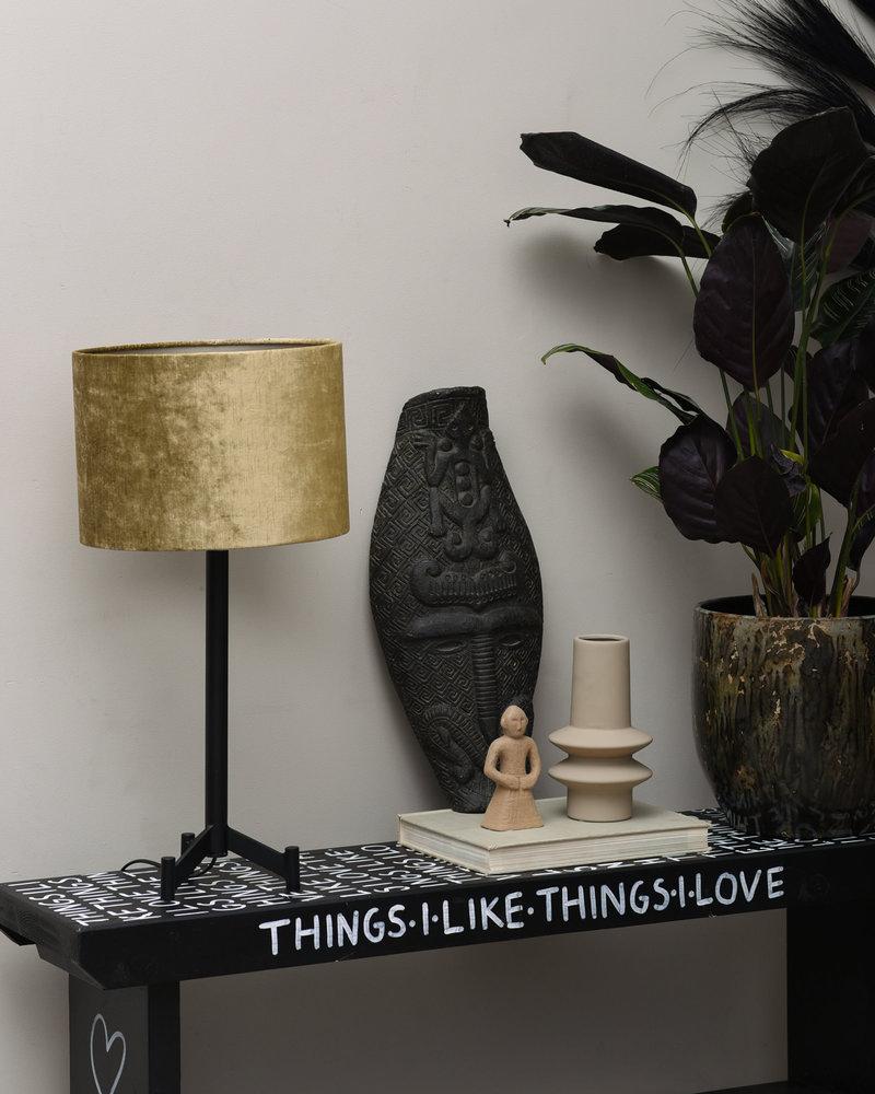 Dennis Lamp + Shade