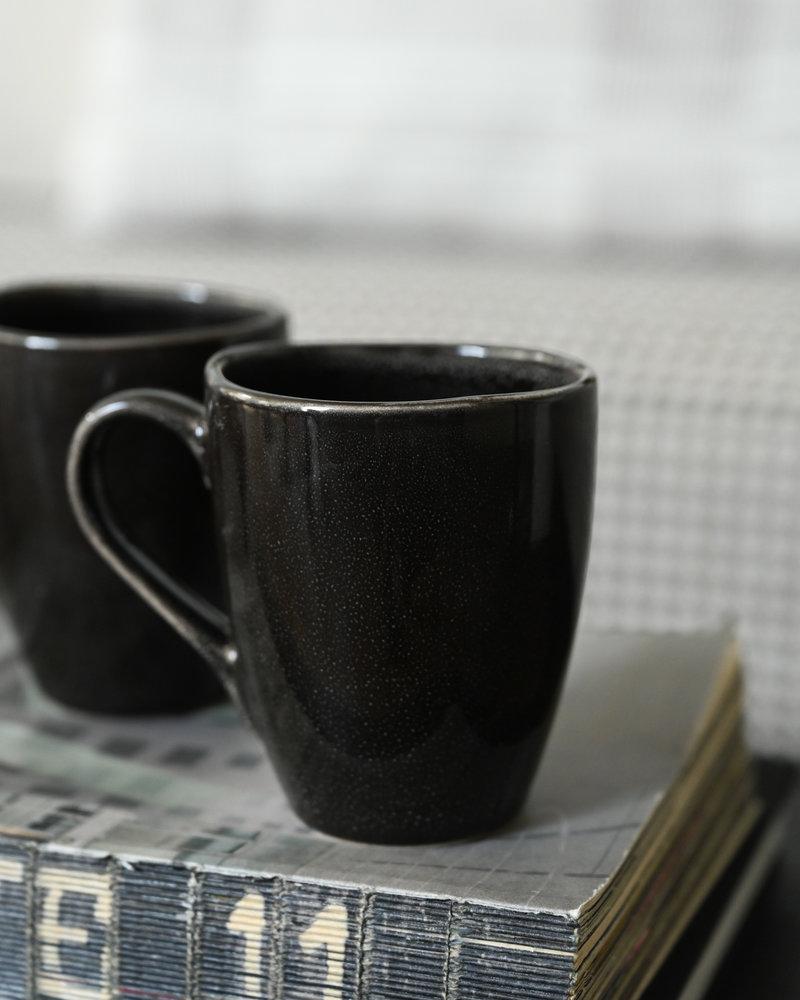Mug Coal With Ear