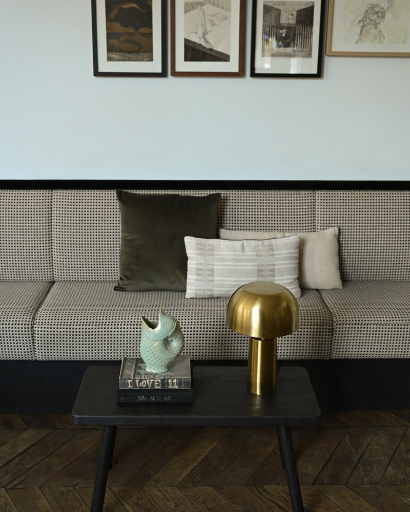 Table Lamp Gold