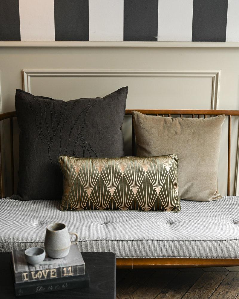 Long Cushion Janise Green