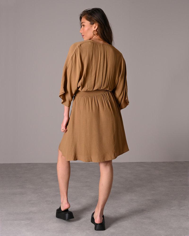 Elivo SS Dress Ermine