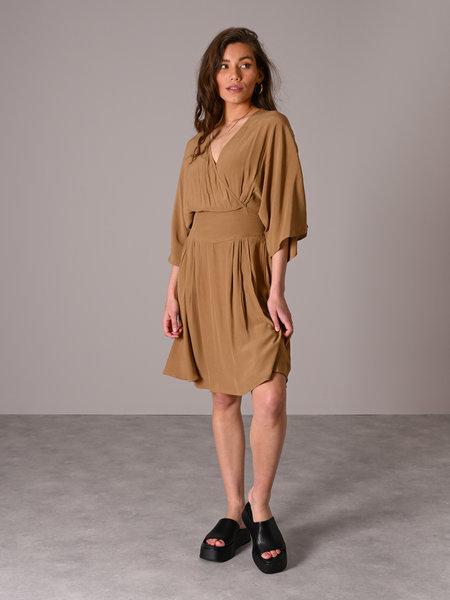 YAS Elivo SS Dress Ermine