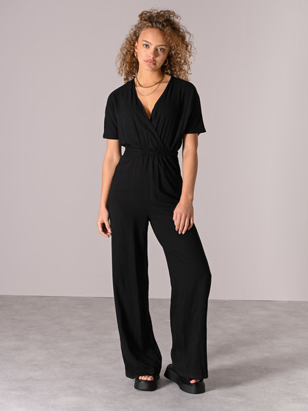 Things I Like Things I Love TILTIL Lucy Jumpsuit Black